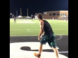 Frisbee Throw Competition vs. Marcus Johns   Marcus Johns (Vine)