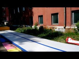 Акробатика для взрослых и детей http://vk.com/trampolinemsk http://trampoline.msk.ru/