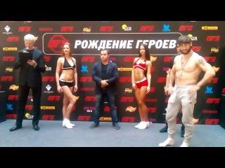 OFS:Хачатрян(ARM) vs. Афанасьев(RUS)