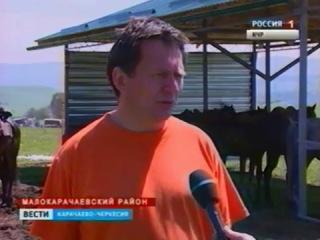 Чемпионат Карачаево-Черкесской республики по конному туризму