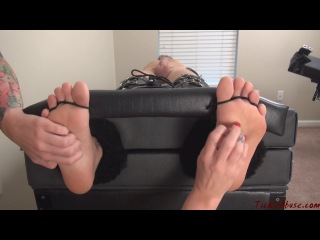 Lance Tickled Jerked and Abused