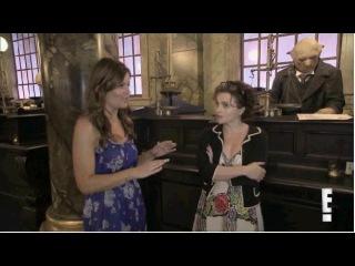 Take a tour of Gringotts Bank with Helena Bonham Carter