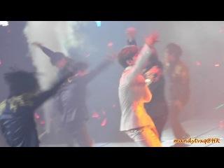 [2013.01.19]TVXQ! Catch Me Tour - - Why 前奏 Hey | Гонконг
