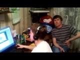 Эдуарду от Лены в День Рождения 120614, под музыку 3XLpro -