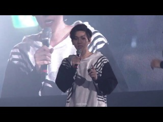 140525 EXO FROM.EXOPLANET 1 백현 엄멓 불앙대영