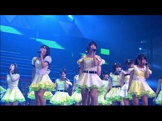 NMB48 3rd Anniversary Special Live 2013.10.13 Night Performance@Osaka Jou HALL (Part 3)