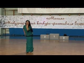 Анастасия Гара 'Беледи'. Восточный танец.