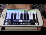 Tum Hi Ho .. _Aashiqui 2_ Mobile Piano - YouTube