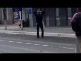 Мариуполь - 9 Мая, Растрел мирных , не вооруженных людей войсками украины (( ПОЗОР УКРАИНЕ !!!