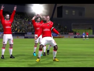 Dream League Soccer Android Trailer