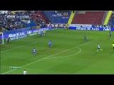 Чемпионат Испании 2013-14 / Примера / 37-й тур / Леванте - Валенсия / 1 тайм [720p, HD]