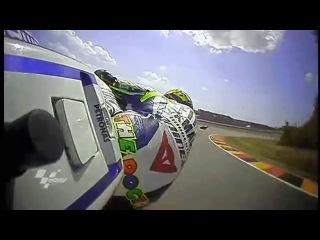 Гироскопическая камера в MotoGP