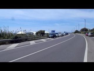 Тирренское море на велосипеде
