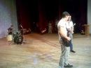 Выступление в ДК - Выдыхай, Три полоски (Аургазинская красавица 17.04.14)