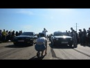 BMW vs. VW Drag Racing Sumy Street Challenge Smotra