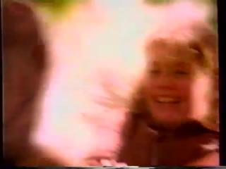 Sarah Michelle Gellar Avon Commerical - 1991