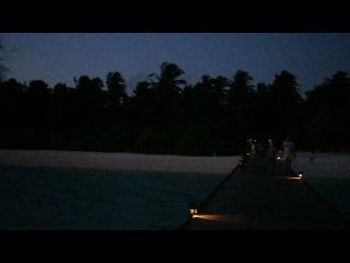 Мальдивы: водные бунгало- самое дорогое место на острове!