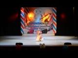 Ang laga de, Ram chahe Leela (Как день сменяет ночь)- Алиса Соколова, Народный ансамбль Индийского танца АНГИКА