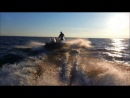Boat Trip in Baltic sea
