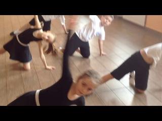 Вторая Санкт-Петербургская гимназия. танец Разбойники