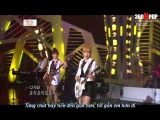 Vietsub AOA BLACK - ELVIS @ Beautiful Concert 20120918 360kpop