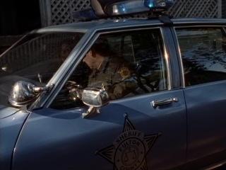 Шериф из преисподней / Американская Готика 18 серия