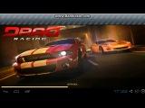 Drag Racing. Career Stock. 2 level Renault Clio V6 Sport