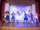 Танец на выпускной 11 классов. Выпуск 2014. 23.05.14