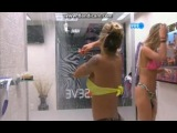 Marcelo en el baño con las chicas¡¡¡¡¡¡¡¡