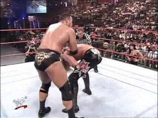 The Rock vs Triple H - 2 Out Of 3 Falls - Intercontinental Championship - Fully Loaded 1998
