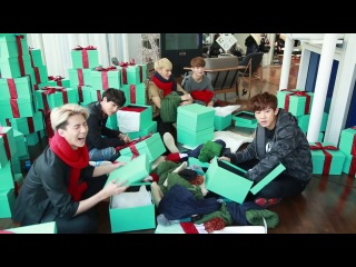 [VIDEO] 140126 SK Telecom Making Film