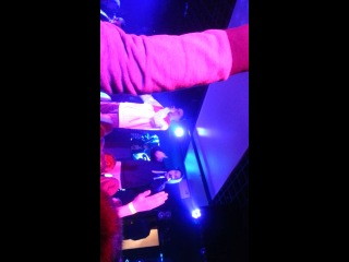 Разогрев на Chemodan 5 апреля в клубе America (Радикал, Никита Trim, G-Light)