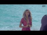 Karolina Kurkova in Bahamas for Madame Figaro April 2014