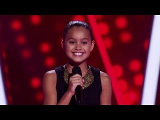 Alexa - Girl On Fire (The Voice Kids Australia 2014)