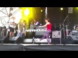 REGGAE FESTIVAL dancehall 1x1 Natalie lynx vs Karins