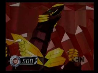 Bakugan Battle Brawlers [Отчаянные Бойцы Бакуган] 3 сезон 12 серия