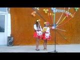 Голос села Камышовки!!!Девочки проосто умопомрочительные певицы!!!♥♥♥