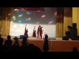 Концерт Shami/ Кабардинский танец. Пятигорск. 19.4.14.