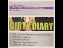 Dirty Diary - Dis Moi (DEMO)