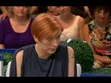 Саша Челси и Plush Fish в программе Давай поженимся на Первом канале!)