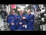 Космонавты поздравляют крымчан с Днём России [ Пожелания наполнены чувством  гордости и патриотизма за свой народ ]