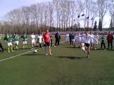Команда SINGLE:) Выступление на турнире по мини-футболу между детских домов и школ интерната.