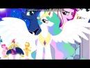 «пони» под музыку Нюша - Вою на луну. Picrolla