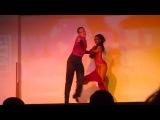 simone y serena italia coreografia en el world bachata masters 2013