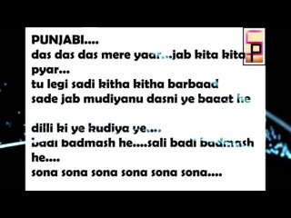 Mere Mehboob Qayamat Hogi - Yo Yo Honey Singh New Song 2014 - full video in HD_HIGH