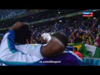 Гондурас 1-0 Эквадор | Гол Костли » Freewka.com - Смотреть онлайн в хорощем качестве