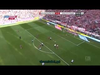 Бавария - Штутгарт (1:0) (10.05.2014) Видео Обзор