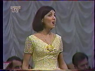 Анна Нетребко- Ария Джильды