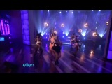 Nicole Scherzinger feat. 50 Cent - Right There (Live on Ellen DeGeneres)