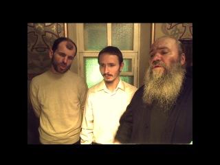 Иеродиакон Герман (Рябцев) и хор Валаамского подворья в Москве - Тропарь Пасхи